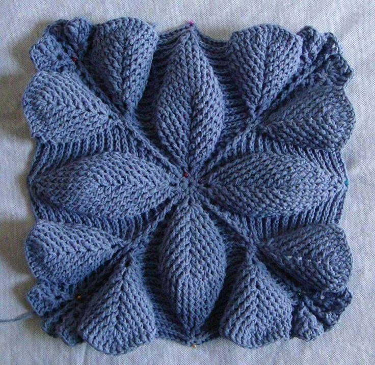 139 besten Embossed crochet & knit Bilder auf Pinterest ...