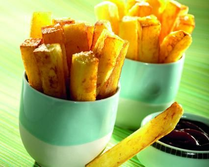 Real Crispy Chips Recipe - Tefal
