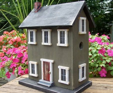 ... Houses on Pinterest | Birdhouses, Bird Houses and Rustic Birdhouses