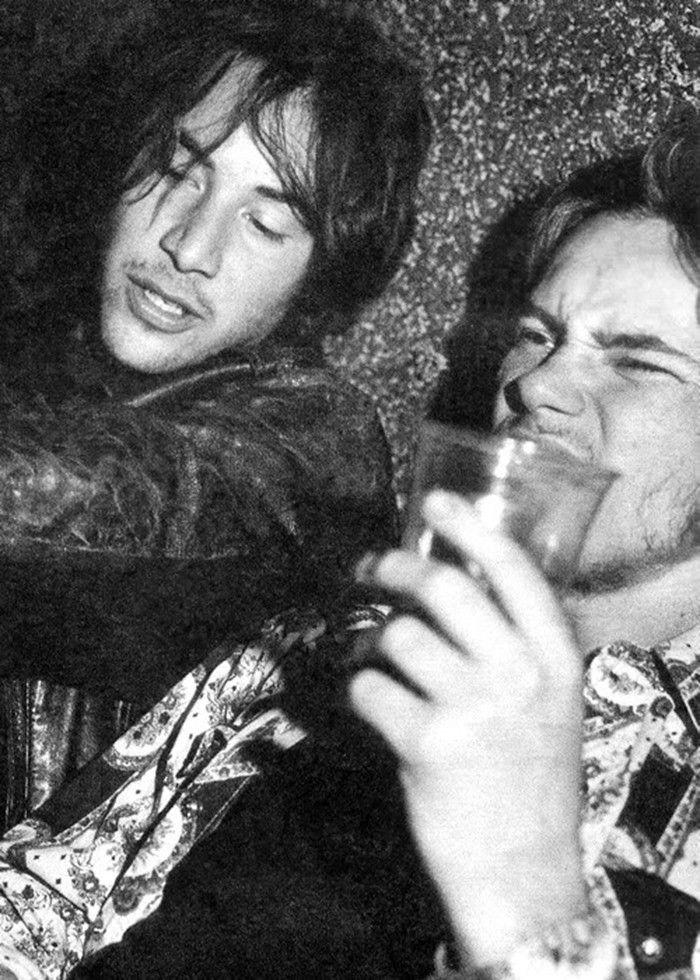 River Phoenix & Keanu Reeves