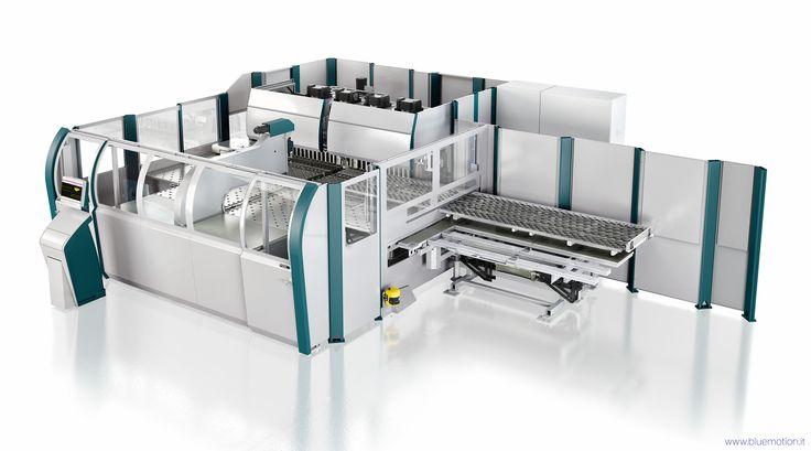 Laser Cutting Machines Punching-fiber