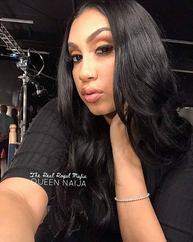 Pin by Jennalissa on Queen Naija in 2019 | Queen, New