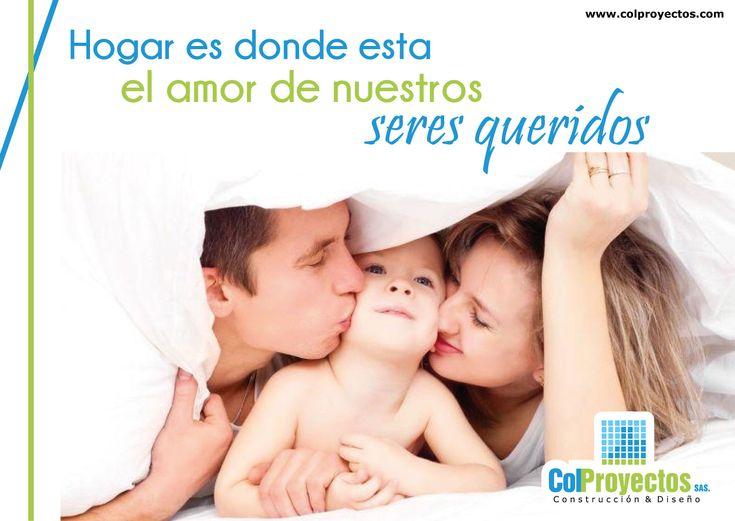 Etiqueta a esa persona con la que te gustaría comprar vivienda y compártelo con nosotros 😉 Visita: www.colproyectos.com
