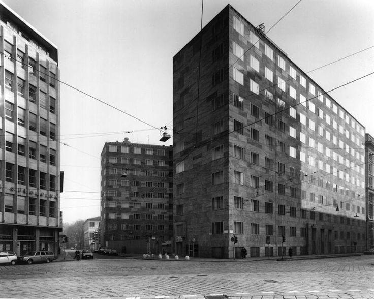 Palazzo Montecatini a Milano #GioPonti