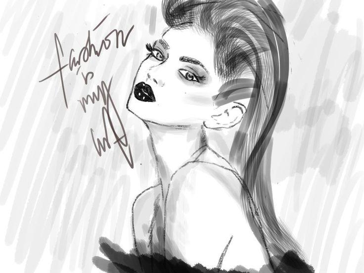 FASHION IS MY ART - Gunhild Kristiansen