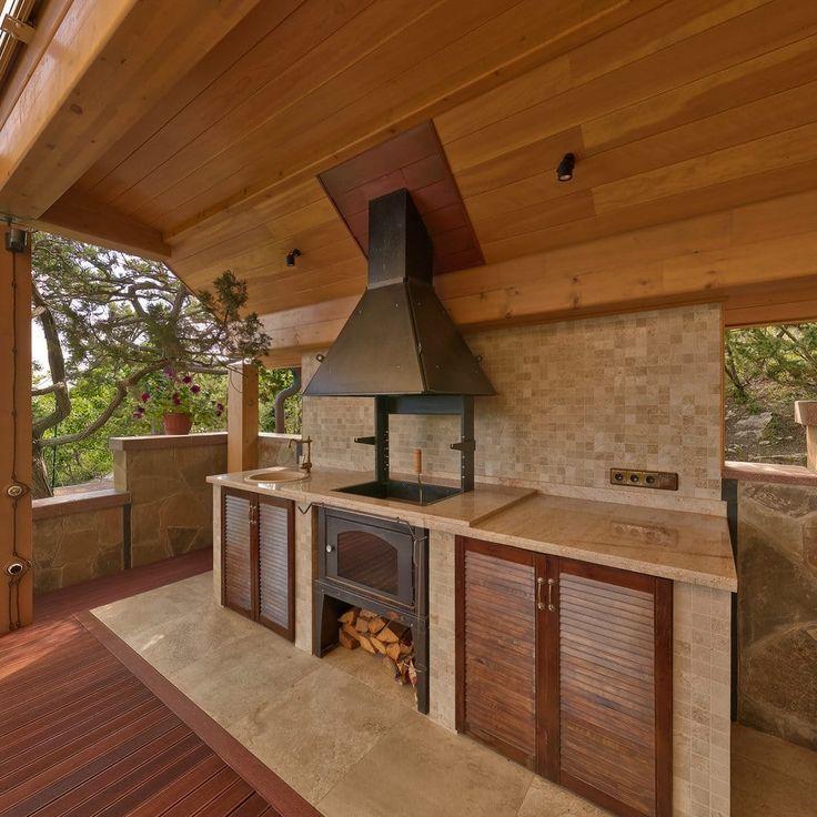 Busca imágenes de Terrazas de estilo  de Pavelchik Design. Encuentra las mejores fotos para inspirarte y crea tu hogar perfecto.