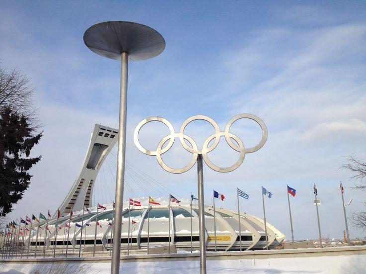 Montréal, stade olympique