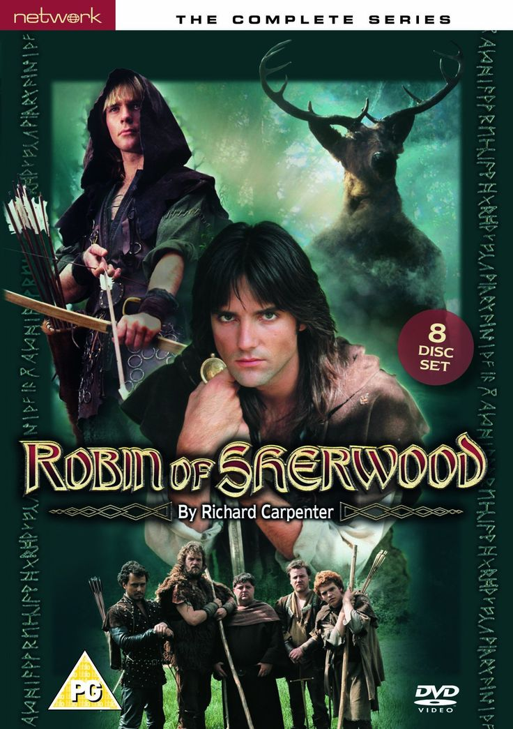 "Robin of Sherwood TVSERIES by Richard Carpenter  Soundtrack ""robin the hooded man"" by The Clannads (TV SERIES1984-1986)"