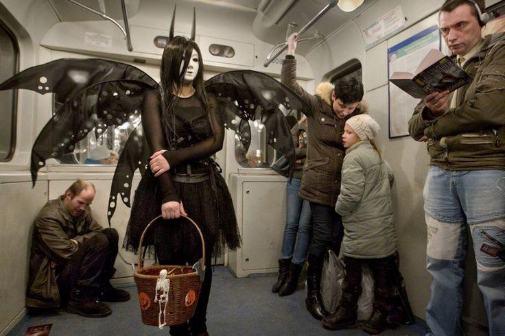 Фотограф Александр Петросян: уличные снимки - Интересное в сети!