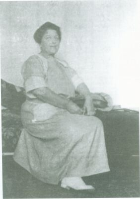 Josephine Earp 1921 Wife of Wyatt