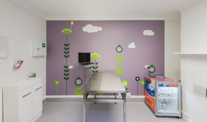 Veterinary interior design | Vet clinics and hospital construction ...