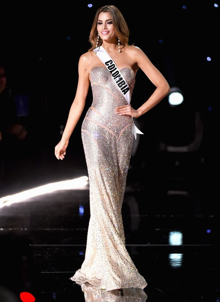Top 5 vestidos Miss Universo 2015