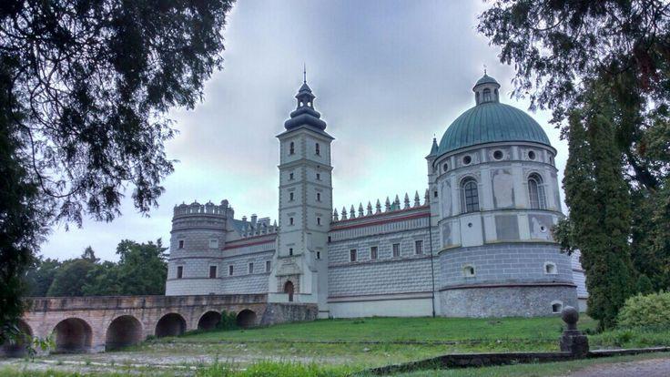 Zamek Krasiczyn in Krasiczyn, Województwo podkarpackie