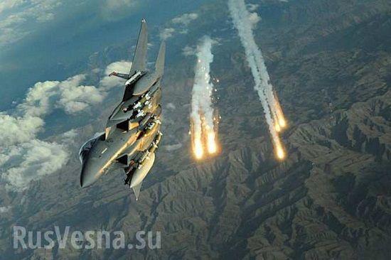Командование США заявило, что Россия пыталась предотвратить удар по Армии Сирии