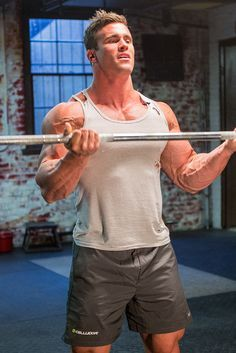 Want bigger arms? This triset workout will blast your biceps and thrash your triceps.