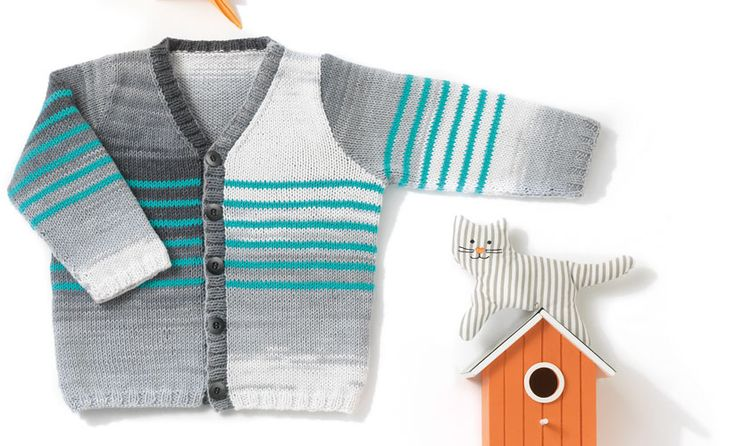 knitted cardigan kids