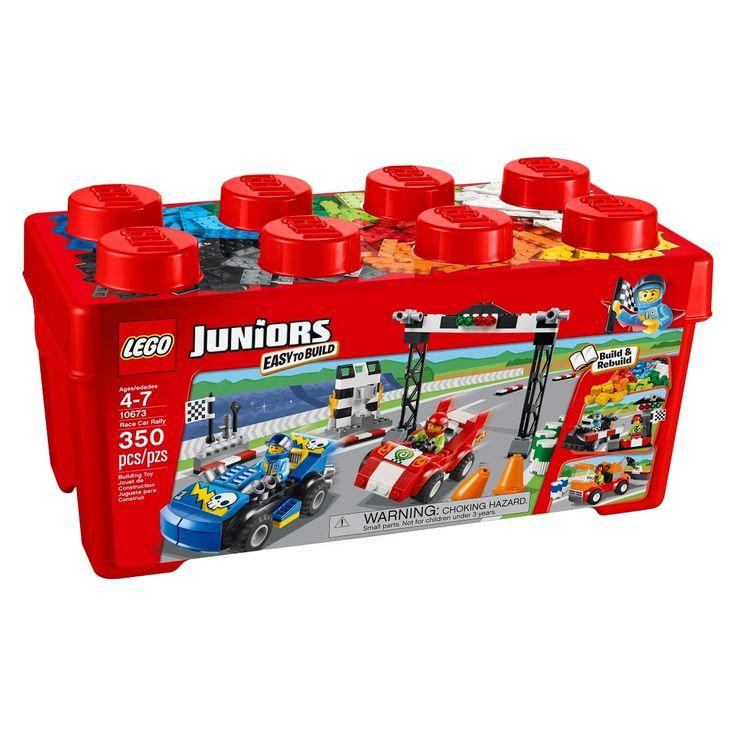 LEGO� Juniors Race Car Rally 10673
