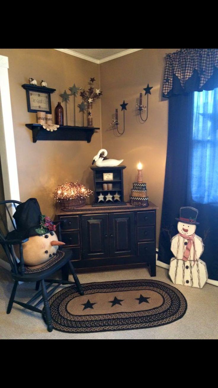 57c7937c4933fa2900f71b17661cdf77 primitive home decor primitive bedroom ideas