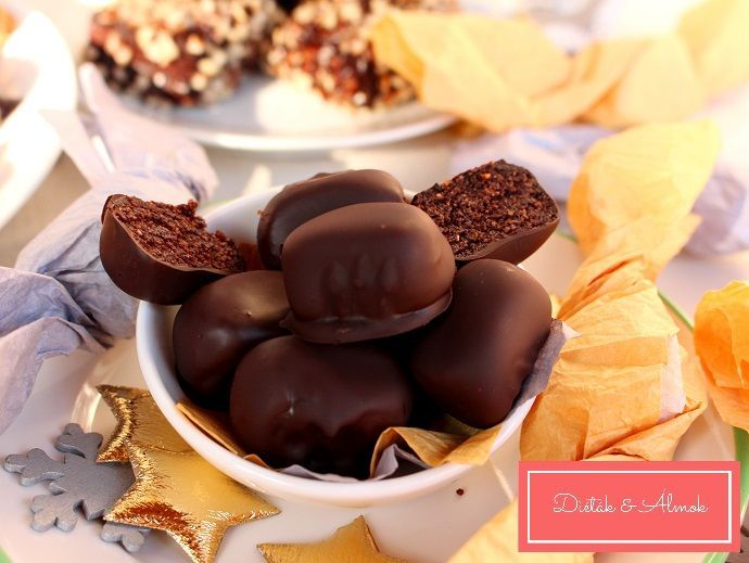 Imádok szaloncukrot készíteni, annyira gyorsan és egyszerűen lehet isteni finommal meglepni a családot vagy a barátokat! Nagyon szerettétek az eddigi diabetikus szaloncukor-receptjeimet is, de most egy vadiújat hozok. csokis-mogyorósat, utolsó pillanatokban is elkészíthető, és nem…