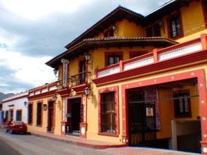 #Hotel Catedral es un acogedor hotel de estilo colonial, San Cristóbal de las Casas, #Chiapas