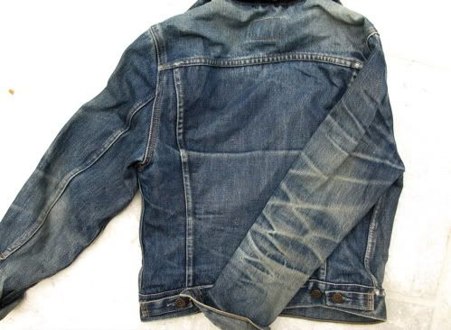Should I soak this raw denim jacket or not? - Page 2