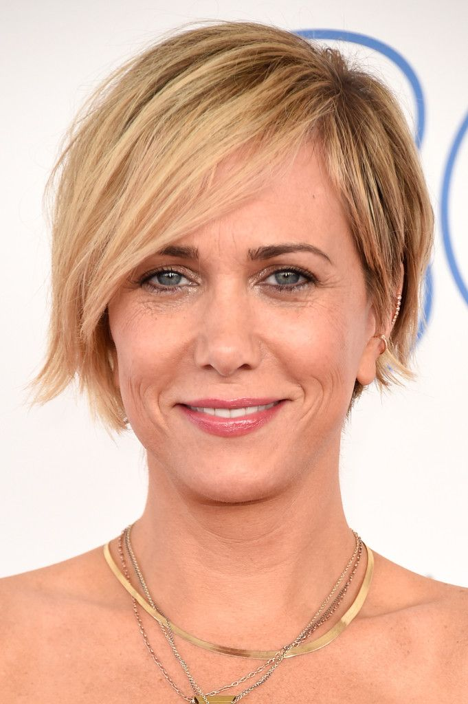 layered hair style kristen wiig layered razor cut donna 1925