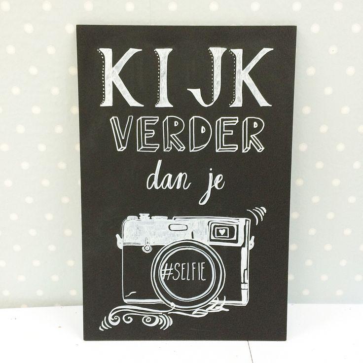 Workshop Chalkboard bij @vanonzetafel Wil jij deze workshop chalkboard ook komen doen? Meer info en opgeven op www.vanonzetafel.nl #workshop #chalkboard #typografie #handlettering #illustreren #krijtbord #chalkmarker #schetsen #quote