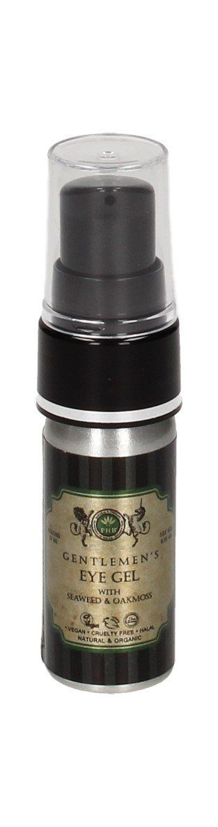 Gentlemen's Eye nega za oči s morsko travo in hrastovim mahom - 15 ml