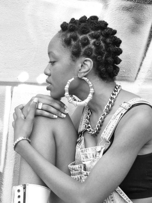 30 Photos That Prove Bantu Knots are a Wearable Style