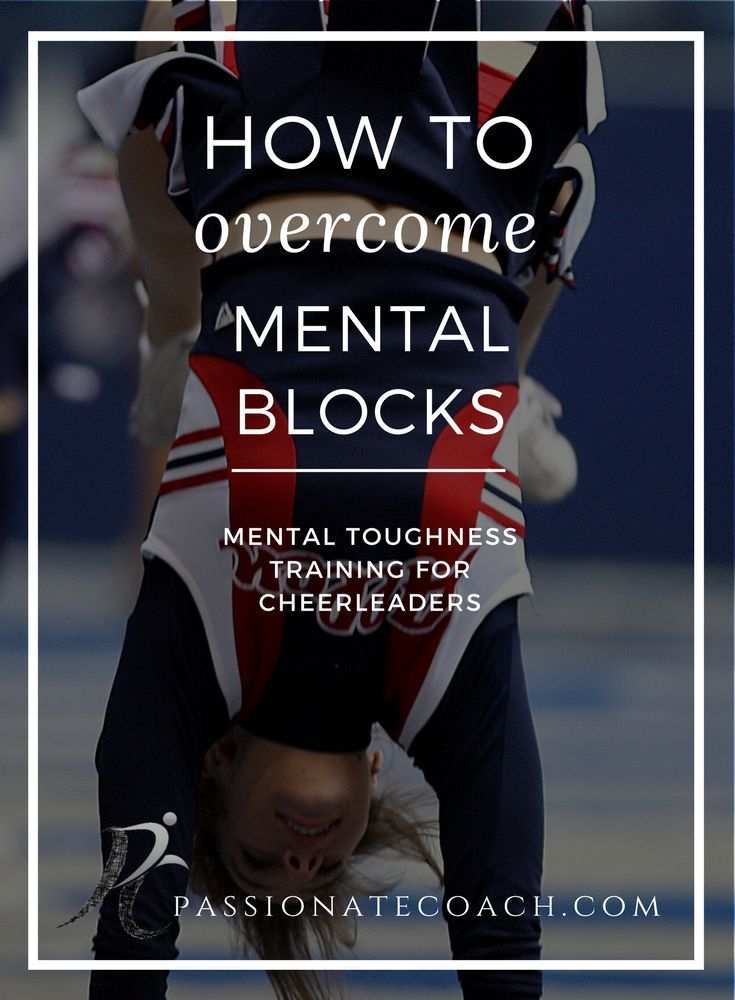 Mental blocks, mental toughness training, dancer, hip hop, jazz, pom, dance team, technique training, technique tips, coaching