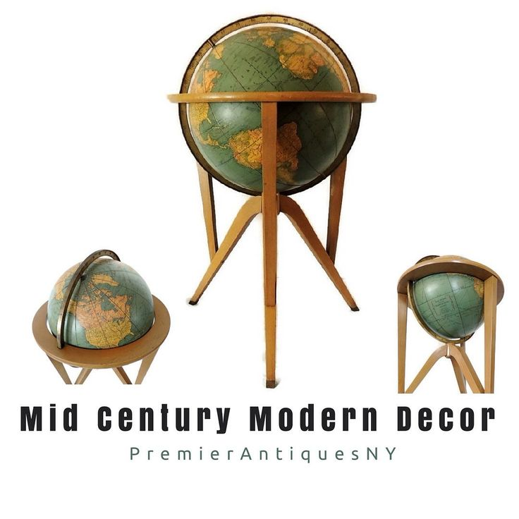 A must have piece for your Mid Century Modern home or office.