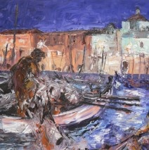South italian fisherman