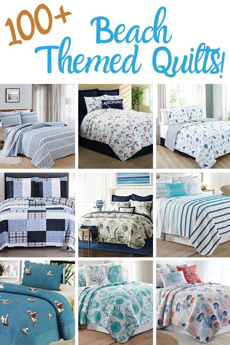 Nautical And Beach Quilt Sets Nautical Bedding Sets Nautical
