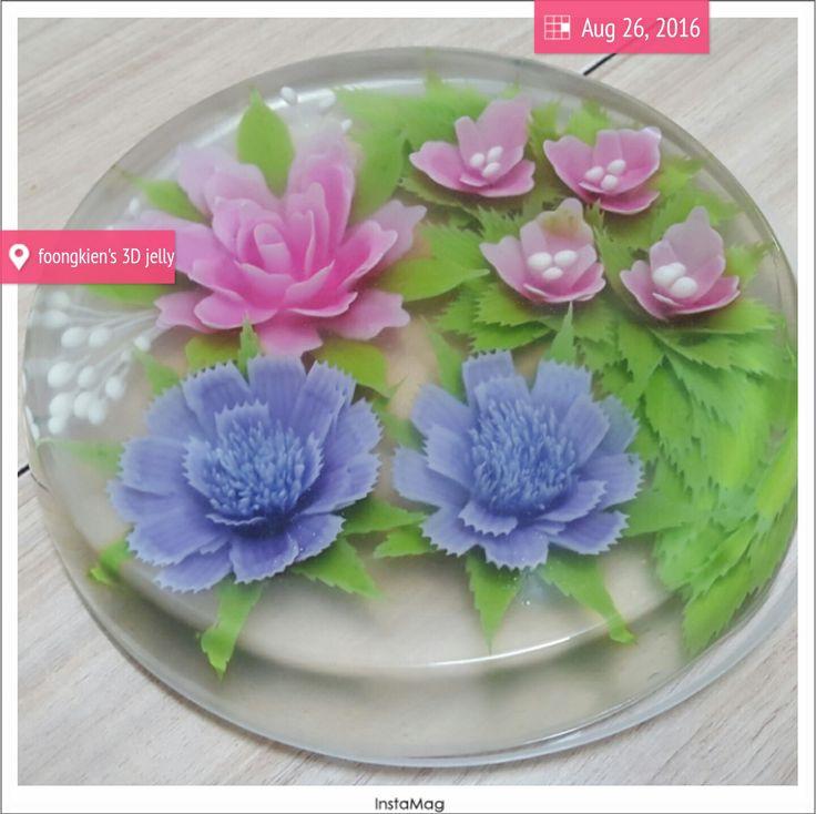 FLOWER INFILL Purple: Blue pea + dragonfruit Pink: Dragonfruit Green: Matcha powder White: Milk BASE w/o base