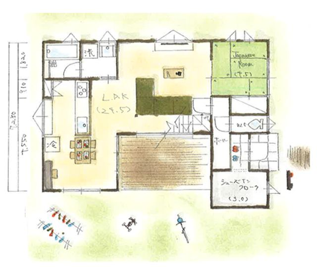 自然素材とデザインにこだわった家創りをかなえる全国の工務店を紹介するハウジングサイト。