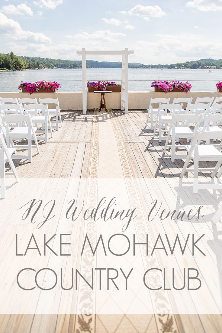NJ Wedding Venues | North Jersey Wedding Venue | Lake Mohawk Country Club in Sparta, NJ