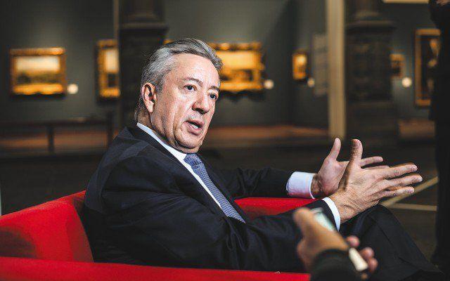 Manuel Medina Mora, en exclusiva para Forbes México.