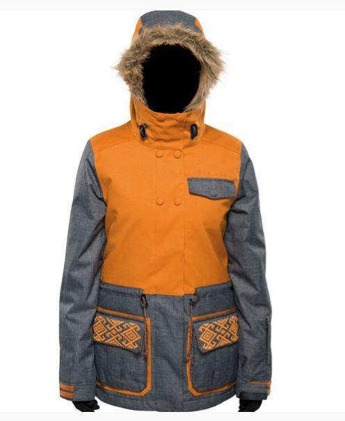 Tendances outerwear 2014 (Billabong)