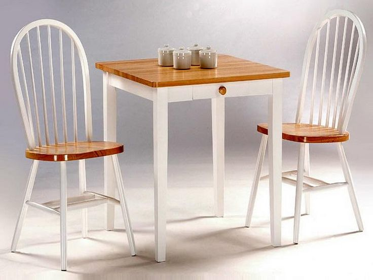 Best 25 small kitchen table sets ideas on pinterest for Small table and 4 chair set