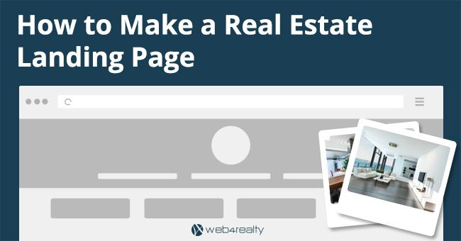 Real estate landing pages… everybody is talkin' about them. https://www.web4realty.com/how-to-make-a-real-estate-landing-page/?utm_content=buffer03637&utm_medium=social&utm_source=pinterest.com&utm_campaign=buffer #RealEstateMarketing #RealEstateWebsites