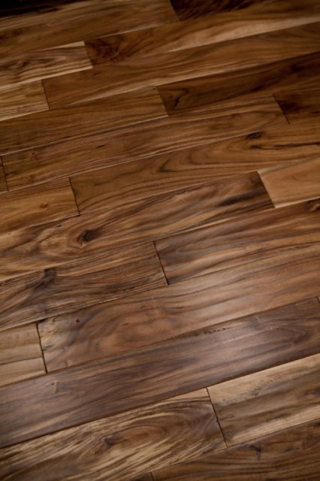 hardwood flooring options