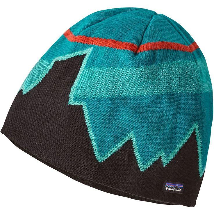 Patagonia - Beanie Hat - Geomagnetic/Elwha Blue
