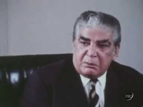 President Yahya Khan On East Pakistan