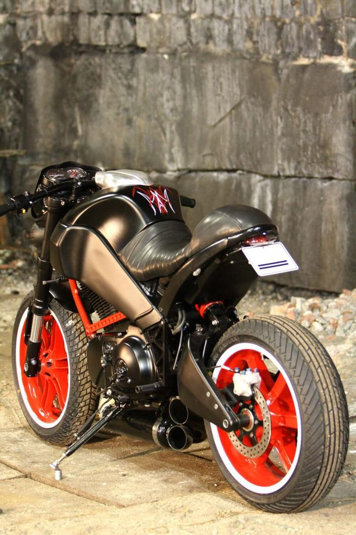 Buell Motorcycles, Custom Motorcycles, Custom Bikes, Bike Ideas, Buell Cafe  Racer, Cafe Racer Bikes, Cafe Racers, Ducati, Fantasy