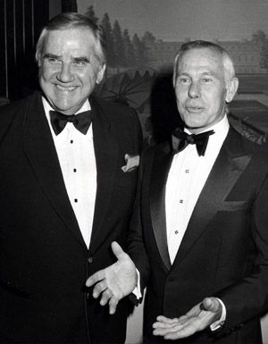 Johnny Carson and Ed Mcmahon - Google Search