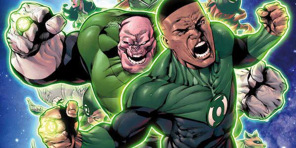 How Justice League Subtly Set Up Green Lantern Corps #FansnStars