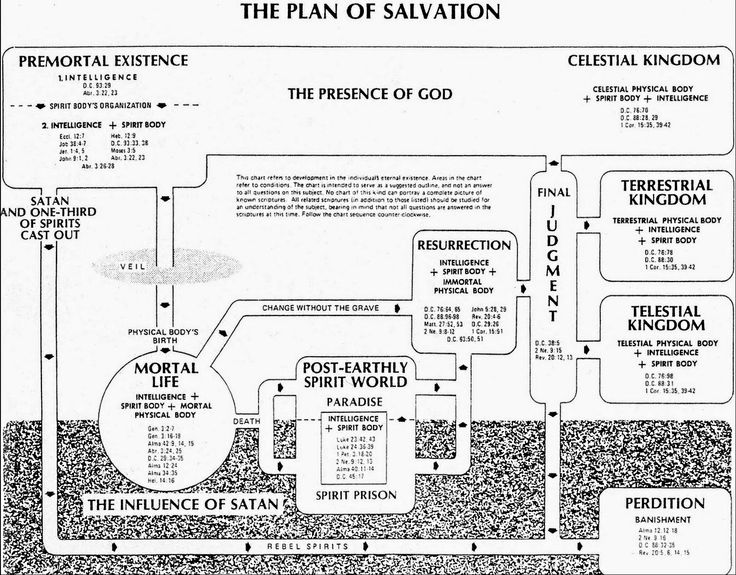 14 best the plan of salvation images on pinterest church for Lds plan of salvation coloring page