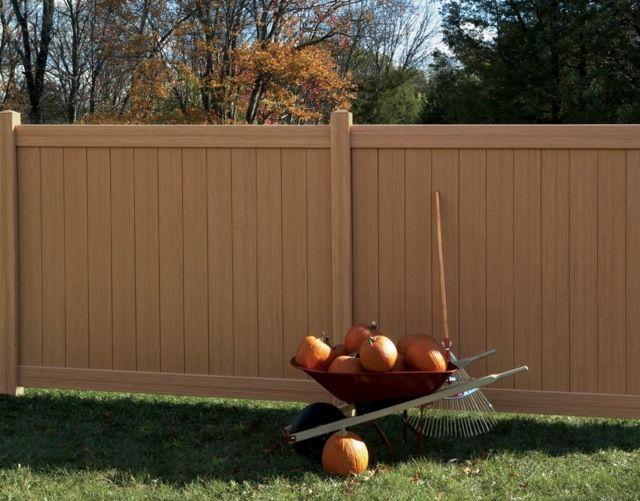 Est-ce la clôture en PVC l'alternative moderne de la clôture en bois?