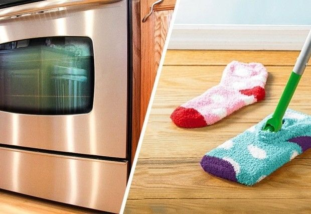 20 nagyszerű trükk az otthoni takarítás gyorsabbá és könnyebbé tételéhez
