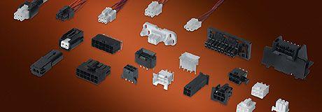 Mini-Fit® Power Connectors - Molex